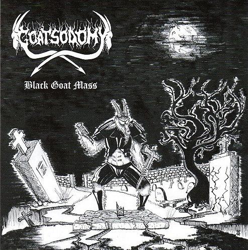 "Goatsodomy – Black Goat Mass 7""EP"