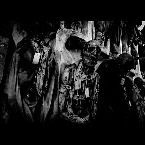 "Ritual Death / Aosoth - Split 7"" EP"