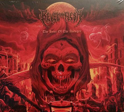 Revel in Flesh - The Hour of the Avenger DIGI-CD (KS)