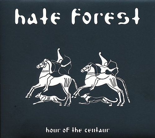 Hate Forest - Hour of the Centaur CD