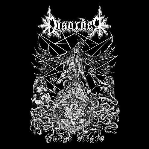 Disorder - Fuego Negro CD