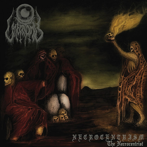 Uttertomb - Necrocentrism: The Necrocentrist TAPE