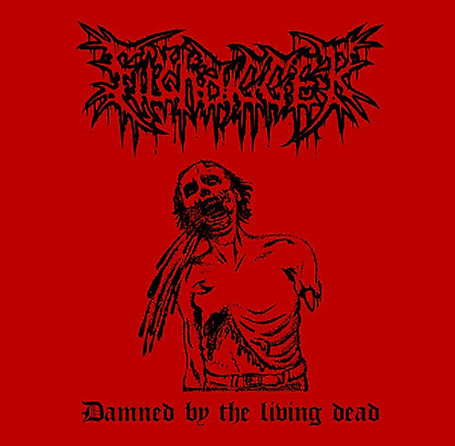 Filthdigger - Damned by the Living CD