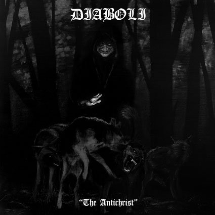 Diaboli - The Antichrist DIGI-CD