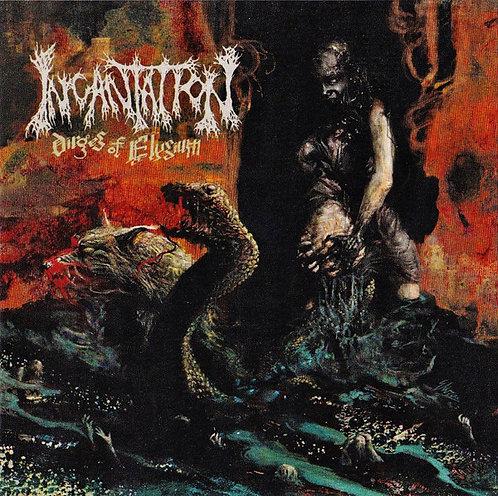 Incantation - Dirges Of Elysium CD