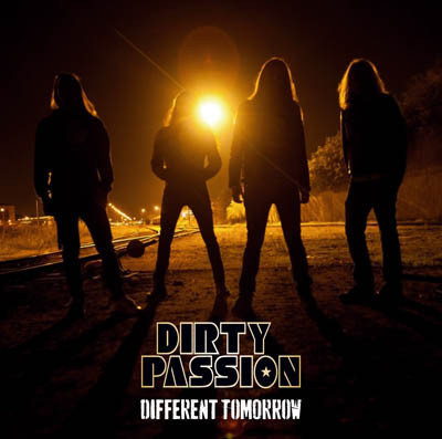 Dirty Passion - Different Tomorrow CD