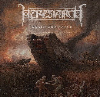 Heresiarch – Death Ordinance CD