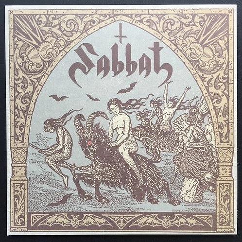 Sabbat - Sabbatical Possessitic Hammer LP