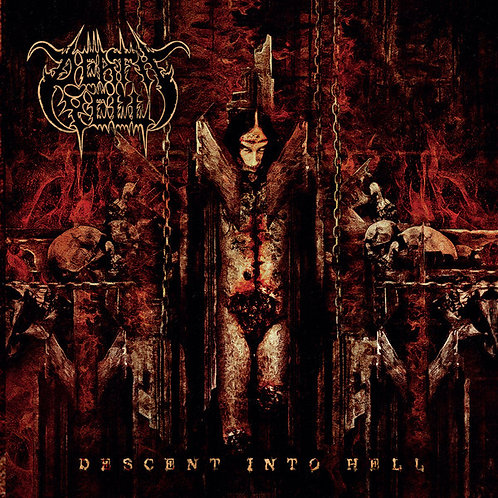 Death Yell – Descent Into Hell LP (Color Vinyl)