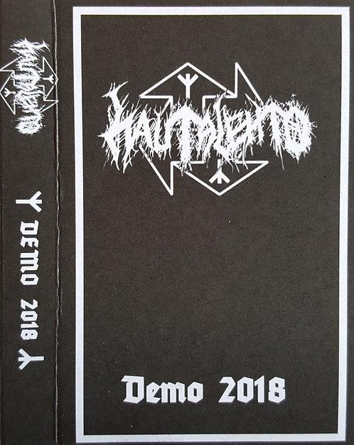Hautalehto - Demo 2018 TAPE