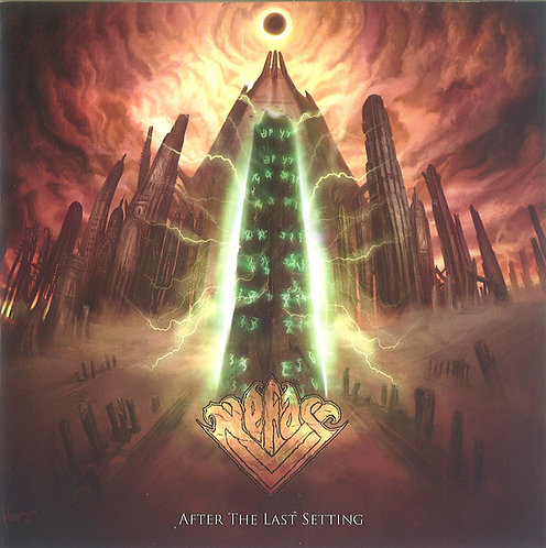 Nefas - After The Last Setting CD