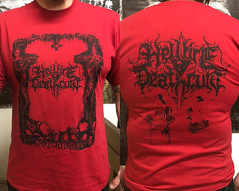 Hellfire Deathcult - Ave Mors T-SHIRT