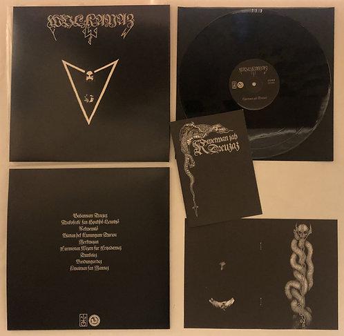 Wulkanaz - Kwetwan Jah Dreuzaz LP