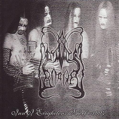 """Dimmu Borgir - Inn I Evighetens Morke 1994 7""""EP"""