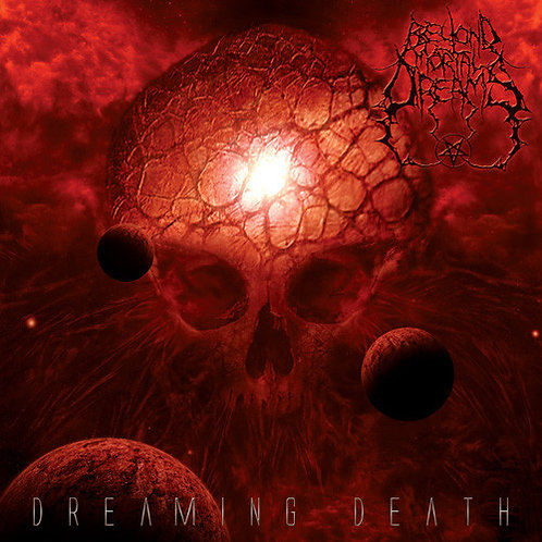 Beyond Mortal Dreams ‎– Dreaming Death LP
