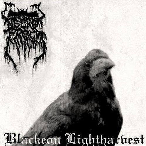 Necrofrost - Blackeon Lightharvest LP