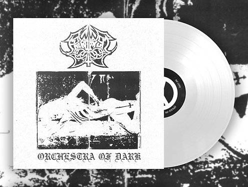 Abruptum - Orchestra of Dark White LP/T-SHIRT BUNDLE (PRE-ORDER)
