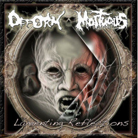 """Deform / Mortuous - Split 7""""EP"""