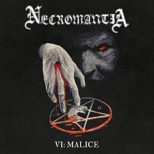 Necromantia - IV: Malice CD