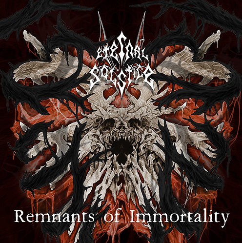 Eternal Solstice ‎– Remnants Of Immortality LP Orange