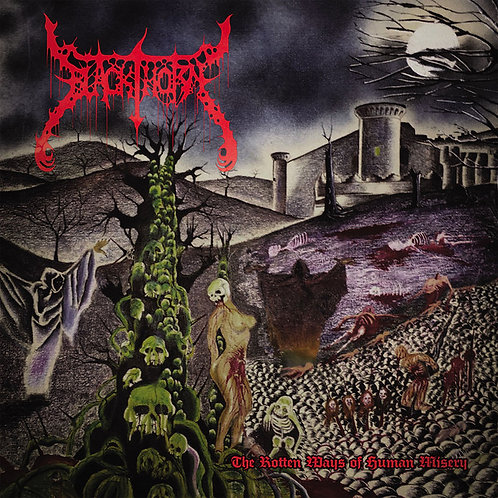 Blackthorn - The Rotten Ways Of Human Misery CD