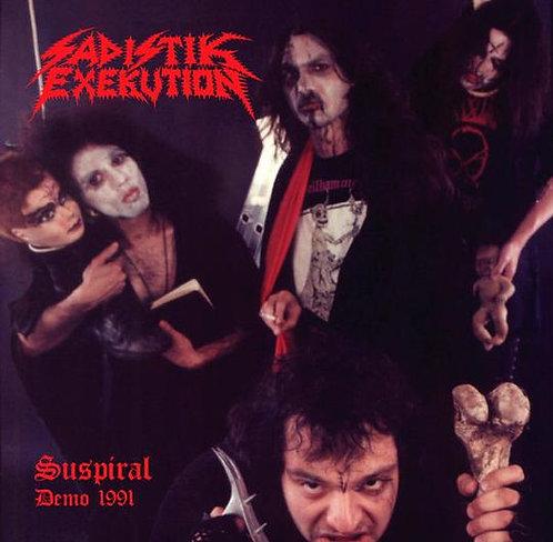 "Sadistik Exekution / Doomed and Disgusting - Split 7"" EP"