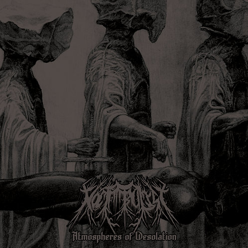 Noctambulist - Atmospheres of Desolation LP