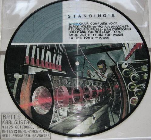 "Standing 8 / This Robot Kills - Split 10"" EP (Picture Vinyl)"