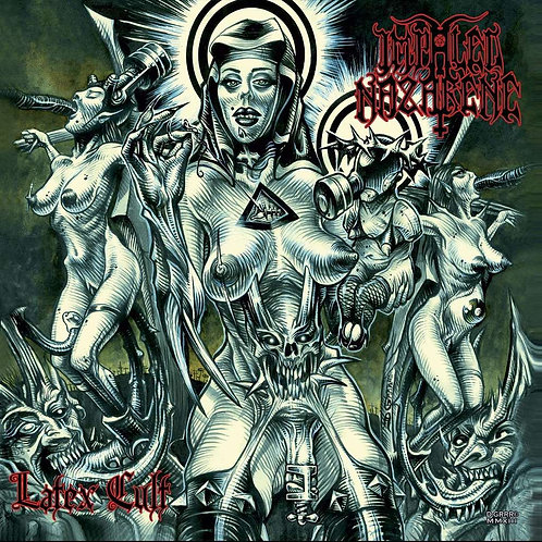 Impaled Nazarene - Latex Cult LP