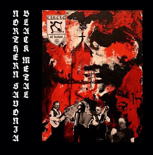 Circle of Dawn – Northern Savonian Black Metal CD