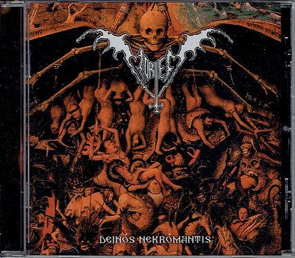 Mortem - Deinós Nekrómantis CD