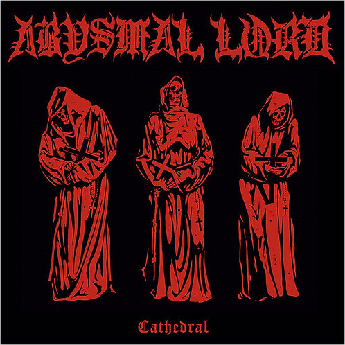 """Abysmal Lord - Cathedral 7""""EP"""