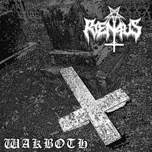 Rienaus / Wakboth - Split CD