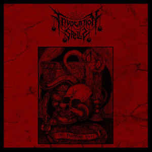 Invocation Spells ‎– The Flame Of Hate CD