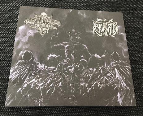 Kratherion / Black Ceremonial Cult - Abdicación Divina... / Har-pa-jered CD