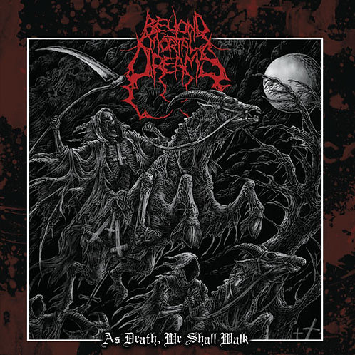 Beyond Mortal Dreams ‎– As Death, We Shall Walk CD