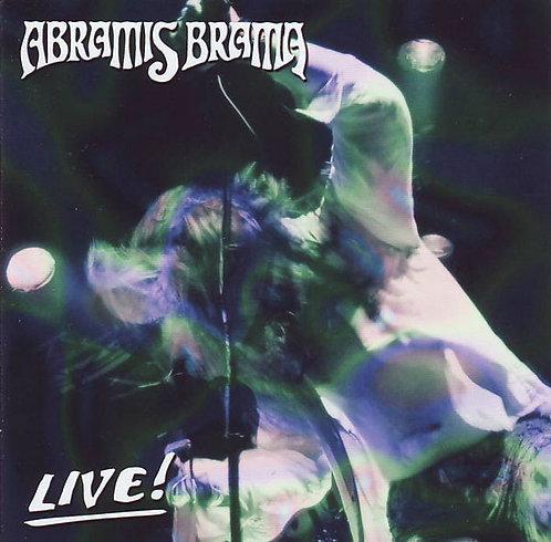 Abramis Brama - Live! CD