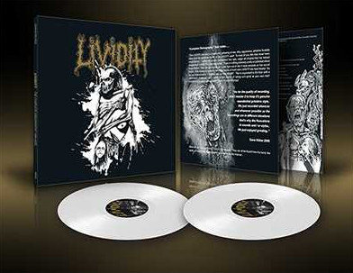 Lividity - The Cumplete Demography 1994-2005 2xLP (White Vinyl)