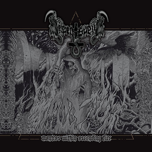 Serpent Spells – Mantras Within Ascending Fire CD