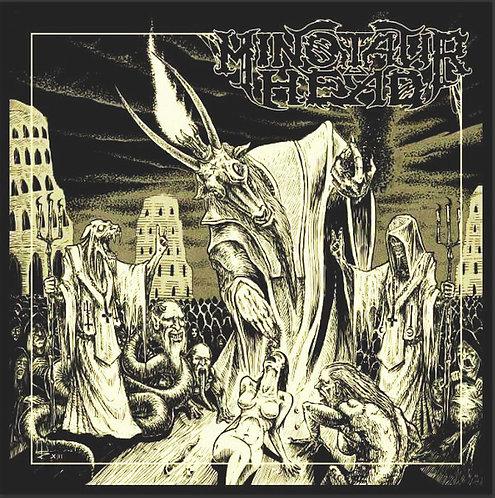 Minotaur Head - Minotaur Head CD (KS)