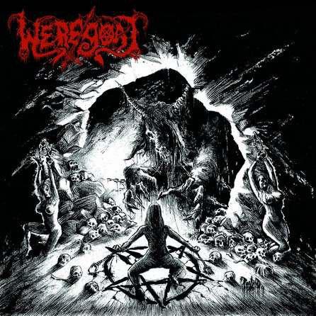 Weregoat - Unholy Exaltation of Fullmoon Perversity CD