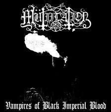 Mütiilation - Vampires of Black Imperial Blood CD