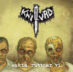 """Knivad - Sakta Ruttnar Vi 7""""EP (Grey Vinyl)"""