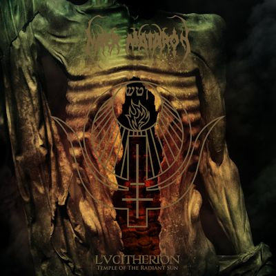 Naer Mataron - Lucitherion (Temple of the Radiant Sun) LP