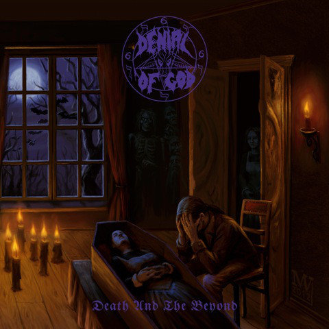 Denial Of God – Death And The Beyond CD