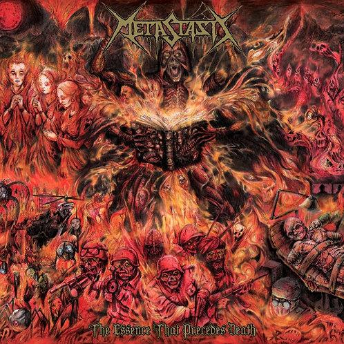 Metastasis - The Essence That Precedes Death LP