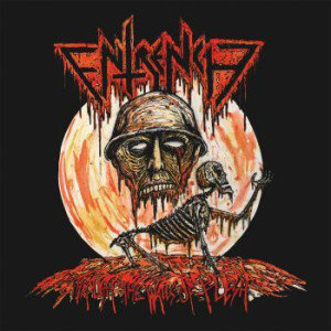 Entrench – Through The Walls Of Flesh LP