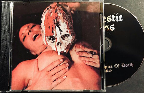 Majestic Mass - Savage Empire Of Death CD