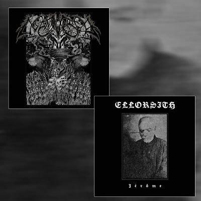 Ellorsith / Mannveira – Split LP