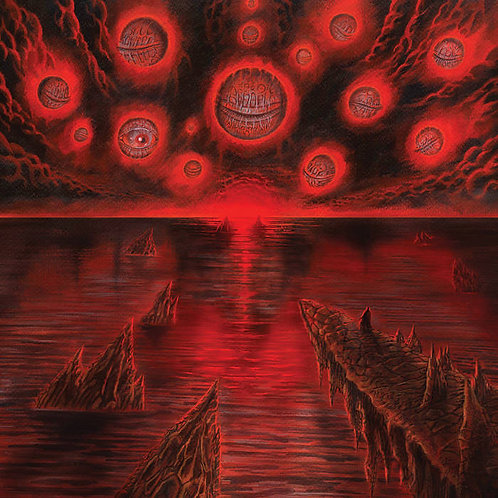 Gorephilia - In the Eye of Nothing LP